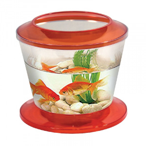 AA-Aquarium Мини-аквариум Gold Fish Bowl , 4 л.,